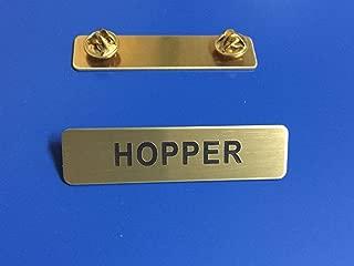 Hopper Badge