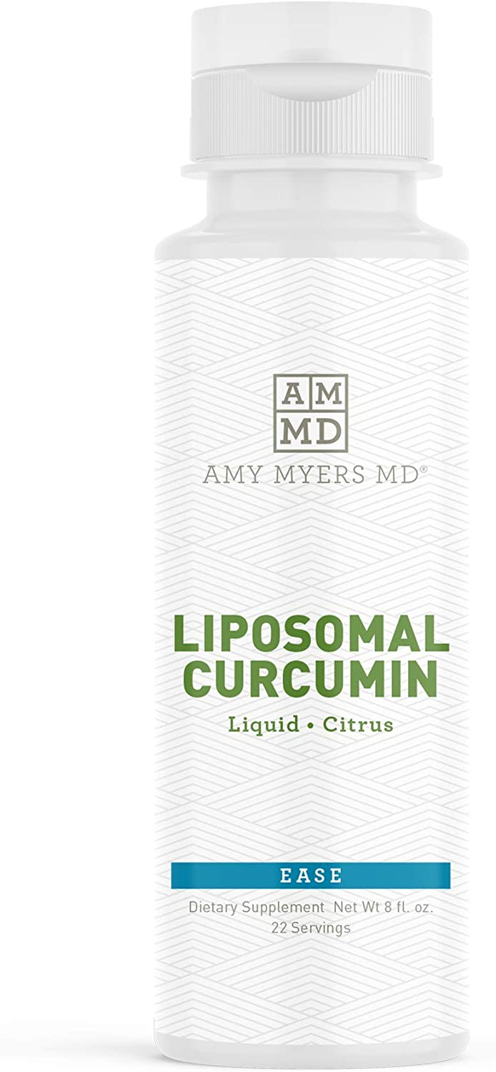 Liquid Sale item Liposomal Max 88% OFF Curcumin from Dr. Amy a - Supports Health Myers