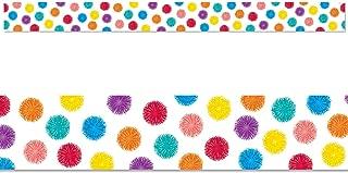 Creative Teaching Press Pom Dots Classroom Border (8759)