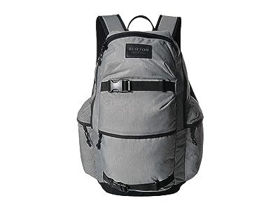 Burton Kilo Backpack (Gray Heather) Backpack Bags