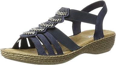 Suchergebnis auf für: rieker Sandalen blau
