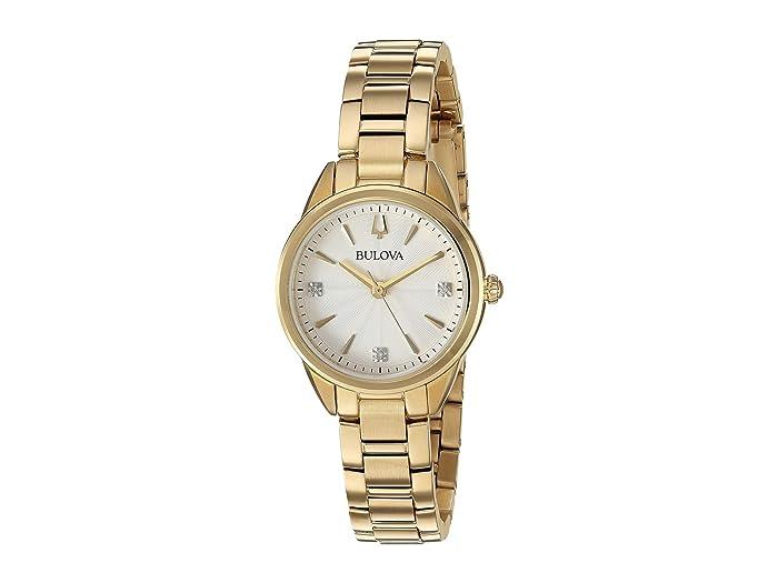 Bulova  Sutton - 97P150 (Yellow) Watches