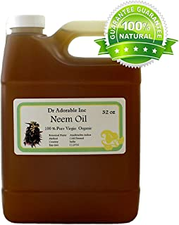 Neem Oil Organic Pure Pure 32 Oz / 1 Quart