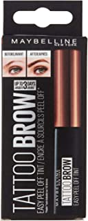 Maybelline New York Brow Tattoo Longlasting Tint Medium Brown 4.9ml