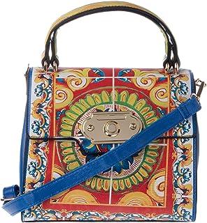 حقائب بمقبض علوي للنساء - ازرق