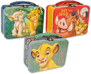 Lion King Tin Lunch Box (Styles Will Vary)