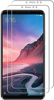 【2020年最新バージョン】 Xiaomi Mi Max 3ガラスフィルム, 【2枚】TOPGES Xiaomi Mi Max 3フィルム 専用 強化ガラスフィルム 99% 透過率 3D全面保護ガラス「ケースに干渉せず&良いタッチ感度」 硬度9...