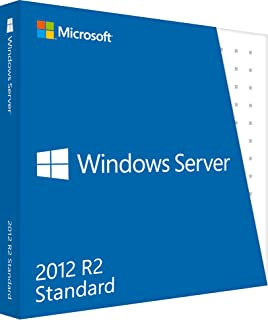 Microsoft Windows Server Standard 2012 R2 64 Bit English DVD 5 Clt