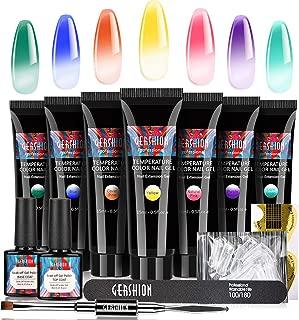Best rainbow color nails Reviews