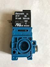 REXROTH 5794000220 PNEUMATIC SOLENOID VALVE M54210054 24V 86MA US MH 20366,AB