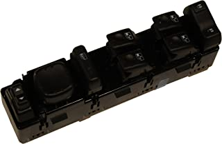 ACDelco 15883319 GM Original Equipment Front Door Lock and Side Window Switch with Mirror Switch and Module