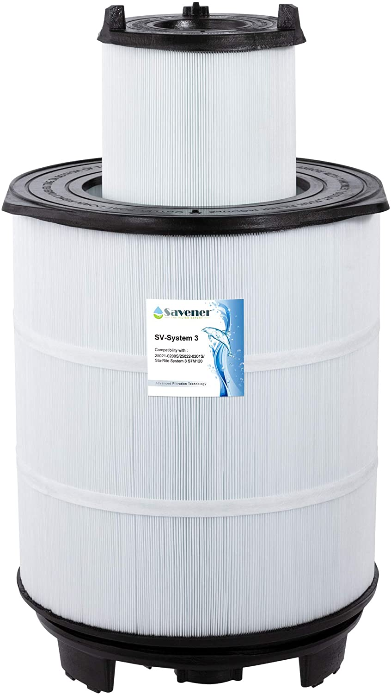Free shipping Savener gift SV-System 3 Sta-Rite System S7M120 Filter Pool Inn