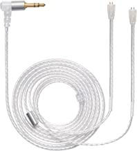 MOKOSE Replacement Upgrade Balanced Cable Silver Plated Audio Wire for Ultimate UE TripleFi 10 15vm TF10 TF15 Super.Fi 3 /...