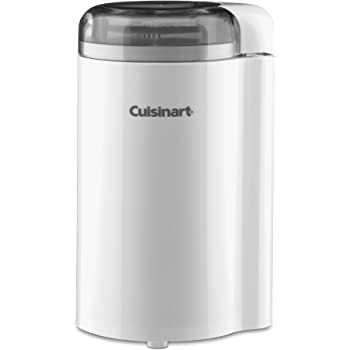 Cuisinart DCG-20N Coffee Bar Coffee Grinder, White