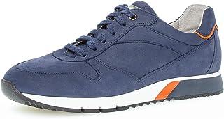 Gabor Pius - Zapatos bajos para hombre, piel certificada, plantilla intercambiable de látex