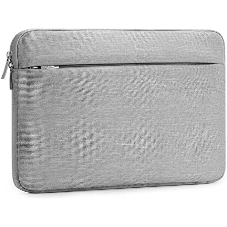 AtailorBird Funda Ordenador Portatil 15,6 Pulgadas,Bolsa pc Portátil Impermeable Anti-rasguños Antigolpes,Funda 15,6 Acolchada per Laptop/Notebook/MacBook/Chromebook-Gris