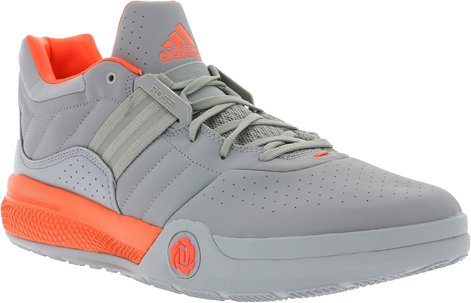 Adidas Chaussure Basketball D pink Englewood IV grey S85555