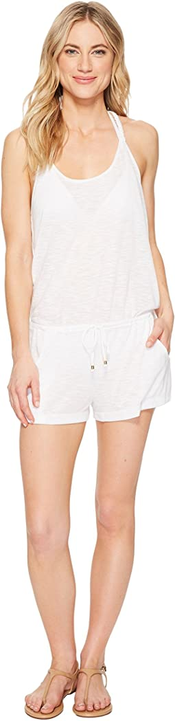 Breezy Basics Romper Cover-Up
