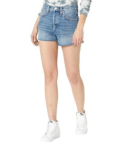 Hudson Jeans Lori High-Rise Cutoffs Shorts in Wonderwall Women
