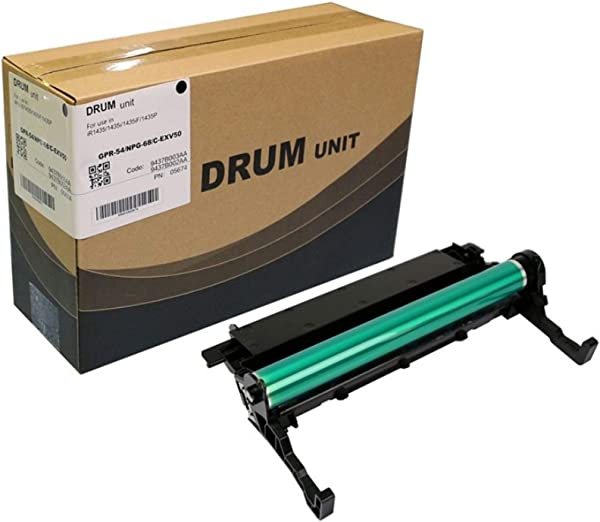 Technica Brand Compatible Drum Unit Replacement GPR 54 GPR54 GPR 54 9437B003AA For Use In Canon Imagerunner IR 1430 1430J 1435 1435i 1435iF 1435P