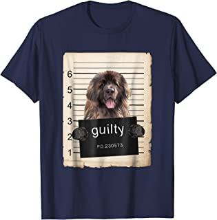 Leonberger mug shot Shirt