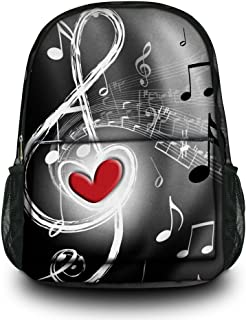 Best music note backpack Reviews