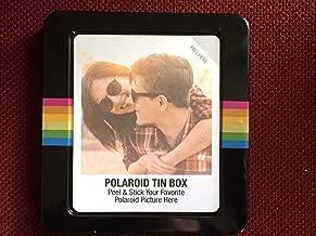 Photo Box for Polaroid Pictures