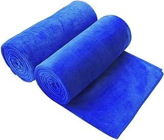 JML Microfiber Bath Towels, 2 Pack Bath Towel 30