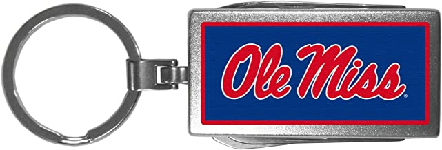 NCAA unisex Multi-tool Key Chain; Logo