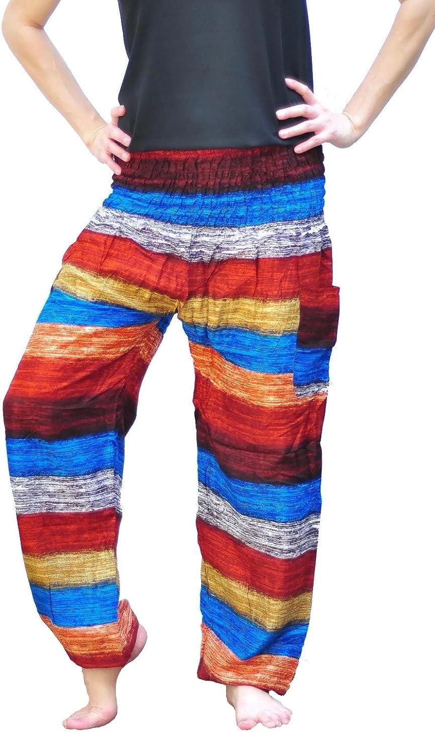 Thai-shaped cotton baby pants