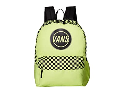 Vans Taper Off Realm Backpack (Sharp Green) Backpack Bags