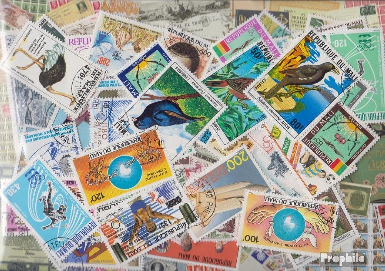 colores increíbles Prophila Collection Mali 400 Diferentes Sellos (Sellos (Sellos (Sellos para los coleccionistas)  entrega rápida