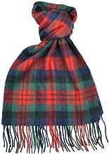 Lambswool Scottish Clan Scarf Macduff Modern Tartan