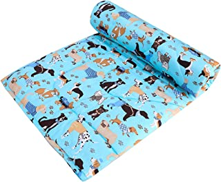UOMNY Baby Blanket - Soft Cot Comforter Crib Baby Quilts for Boys and Girls 1 Pack Cotton Baby Blanket Cradle Quilt Nursery Bed Throw Blanket Bed Cover 33