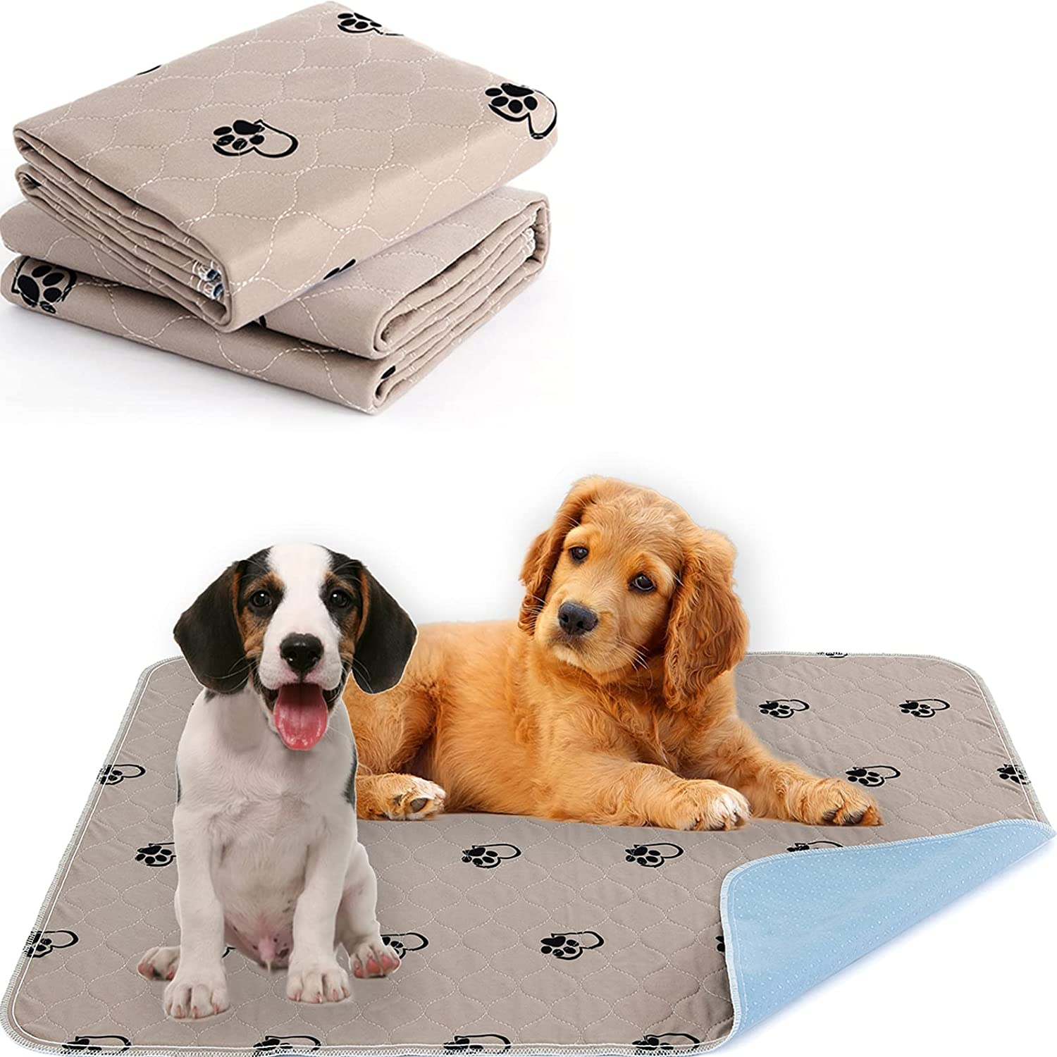 KAWALA Washable Pee Pads for Training Recommended Selling and selling Dogs Reusable Puppy Potty