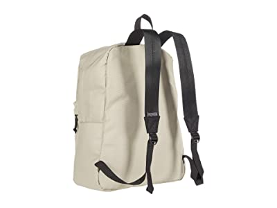 JanSport Recycled Superbreak(r) (Oyster) Backpack Bags