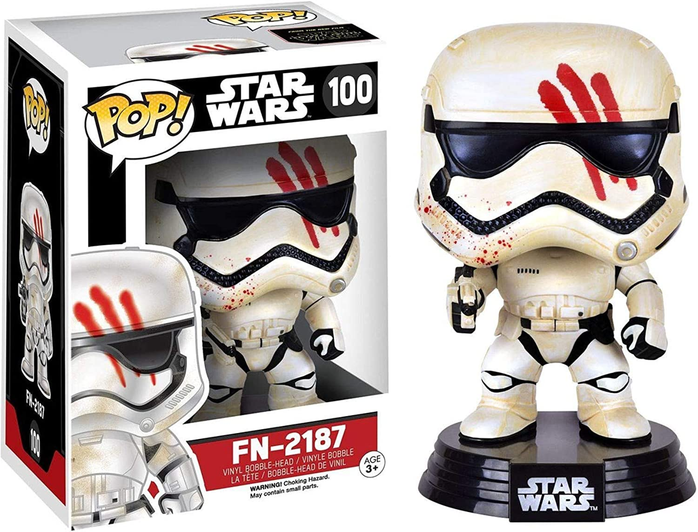 Funko - Figurine Star Wars Episode 7 - FN-2187 Exclu Pop 10cm - 0849803095383