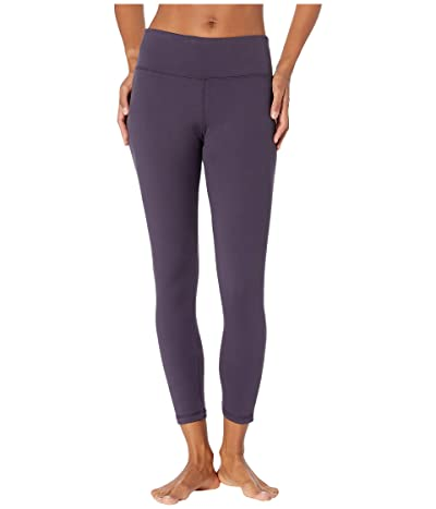 Jockey Active High-Waisted Interlock Leggings (Winter Plum) Women