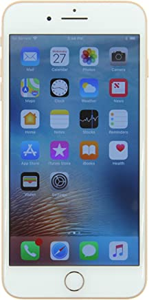 Apple iPhone 8 Plus, Fully Unlocked, 64GB - Gold (Renewed)