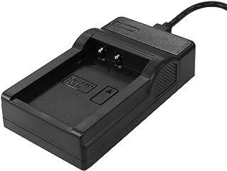 1 batería para Canon LP-E17 Li-Ion 1050mAh con Restlaufanzeige para Canon EOS 200D 250D 77D 800D 750D 760D [para Canon M5 / Canon M6 / Canon RP sin Restlaufanzeige] de Blanco