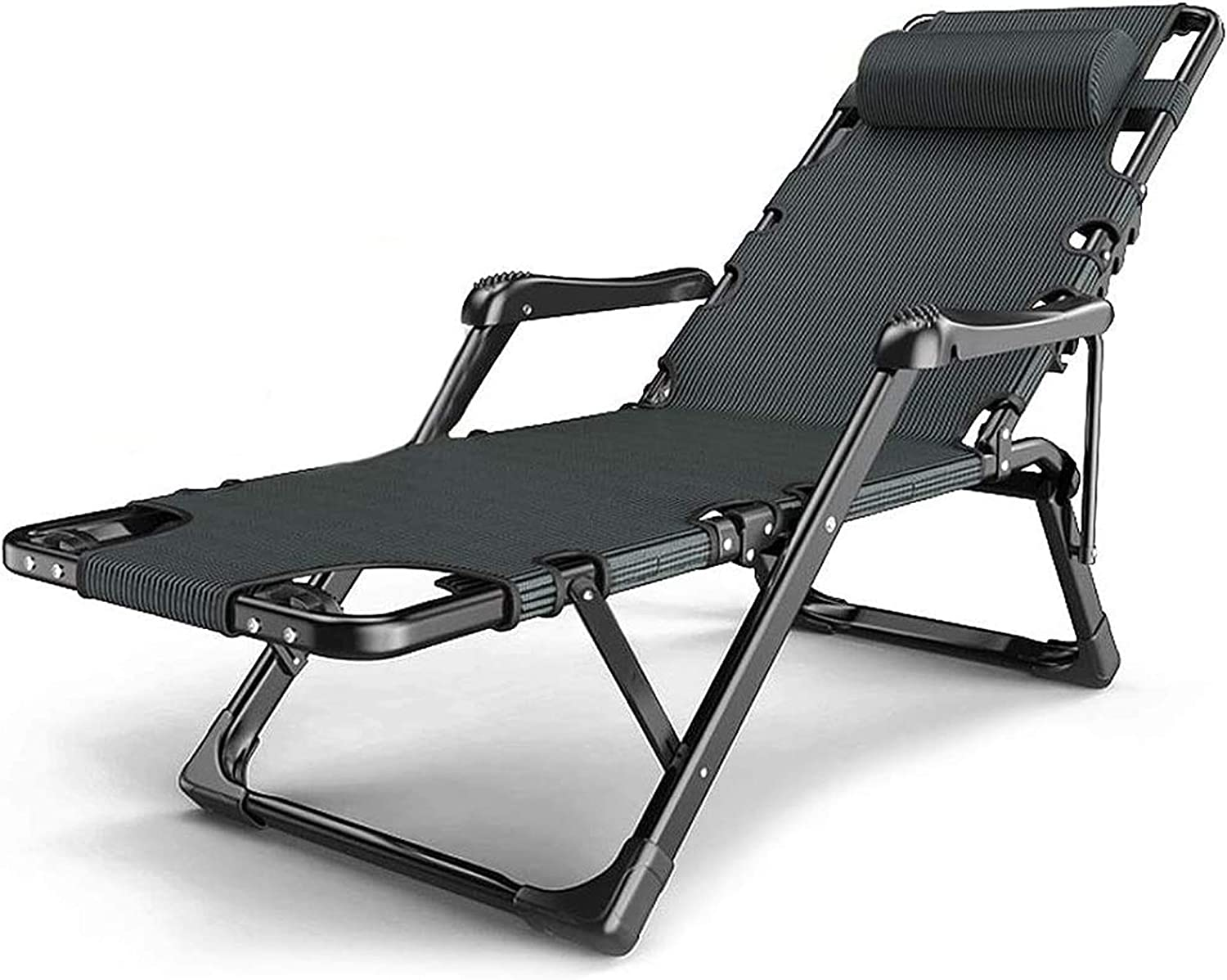 Outdoor Folding Max 59% OFF Lounge Chair Sun for Lounger Zero Gravity Over item handling ☆