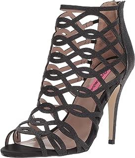 Betsey Johnson Women's Judeth Heeled Sandal