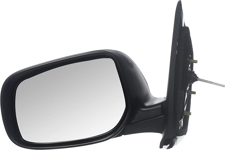 TYC 5410012 Toyota San Antonio Mall Yaris Left Fashionable Non-Heated Mirror Replacement