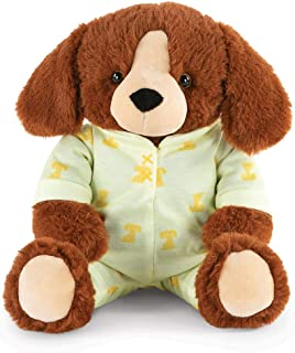 Vermont Teddy Bear Dog Plush - Dog Stuffed Animals, 13 Inch, PJ Pals