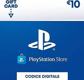 PlayStation Network PSN Card 10€   Codice download per PSN - Account italiano