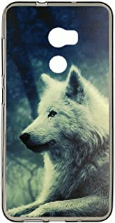 """Case for HTC One X10 E66 5.5"""" Case TPU Soft Cover Lang"""