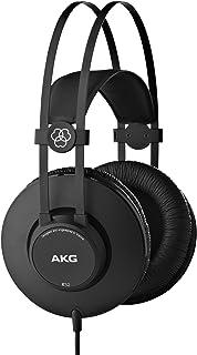 AKG Pro Audio K52 (K-52) High Performance Closed-Back Monitoring Headphones