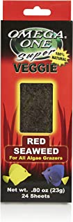 Omega One Seaweed, Red, 24 Sheets, 0.8 oz