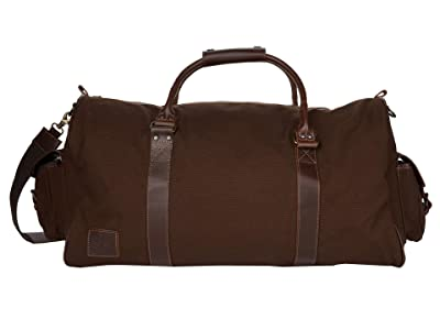 STS Ranchwear The Foreman Duffel (Chocolate) Bags