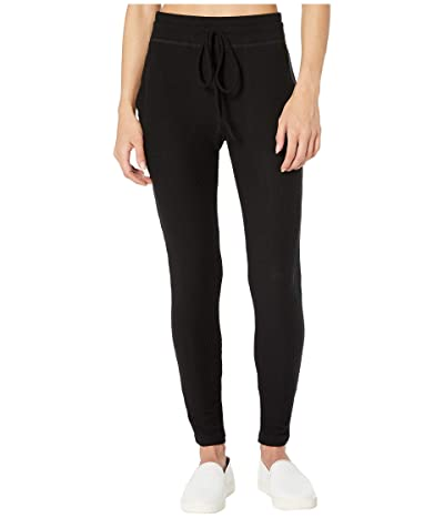 Beyond Yoga Your Line Midi Sweatpants (Black) Women